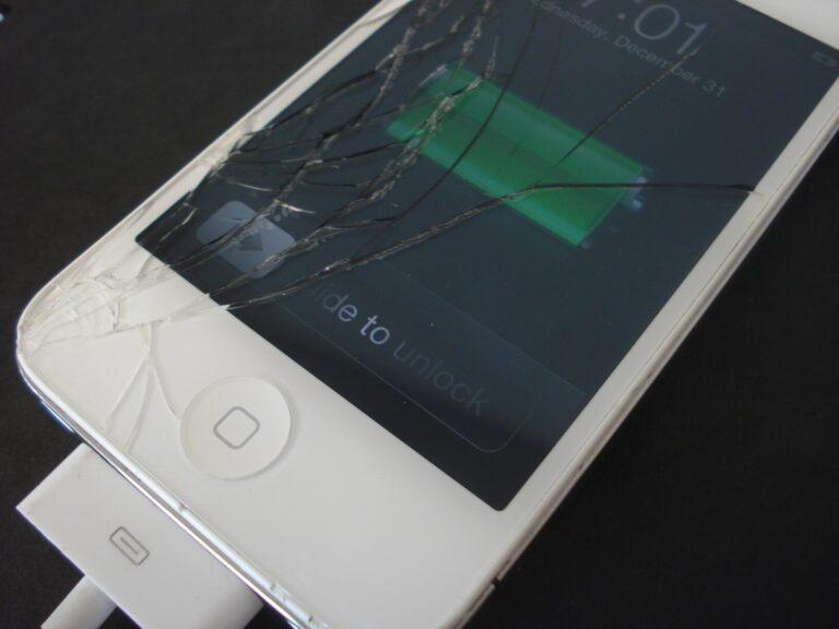 Quanto custa o conserto da tela do iPhone
