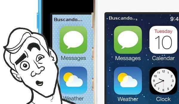 Tem como ajustar a data do iPhone 5c