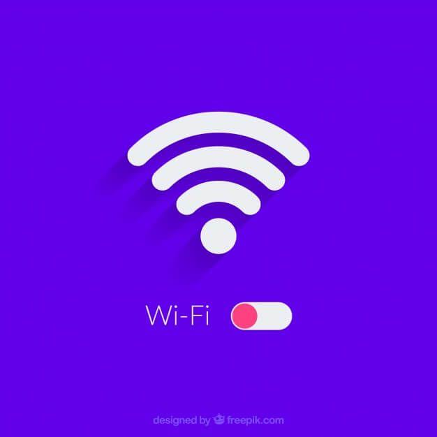 potência do Wi fi