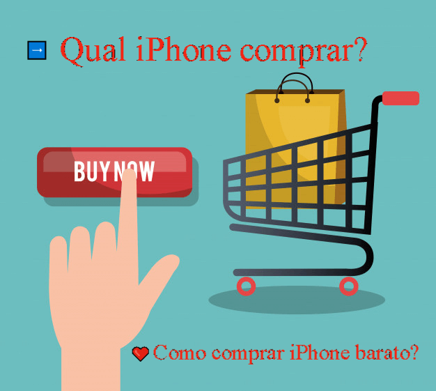 Qual iPhone comprar