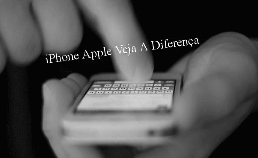 Diferenças iPhone