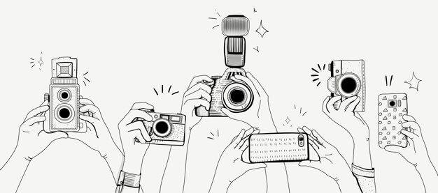 Quais os melhores celulares para fotos