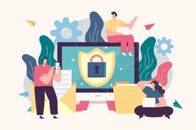Proteger seus dados Apple