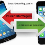 Passar os contatos do iPhone para Android e Android para iPhone