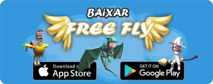 Como Baixar FREE FLY