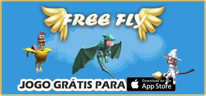 free fly jogo gratis para iphone