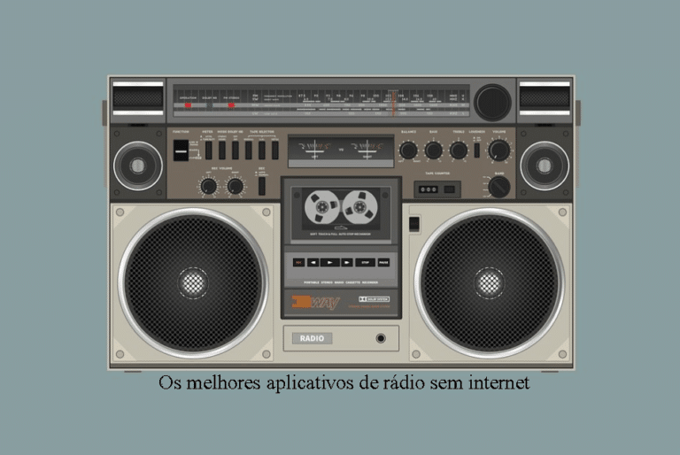 escutar rádio sem internet