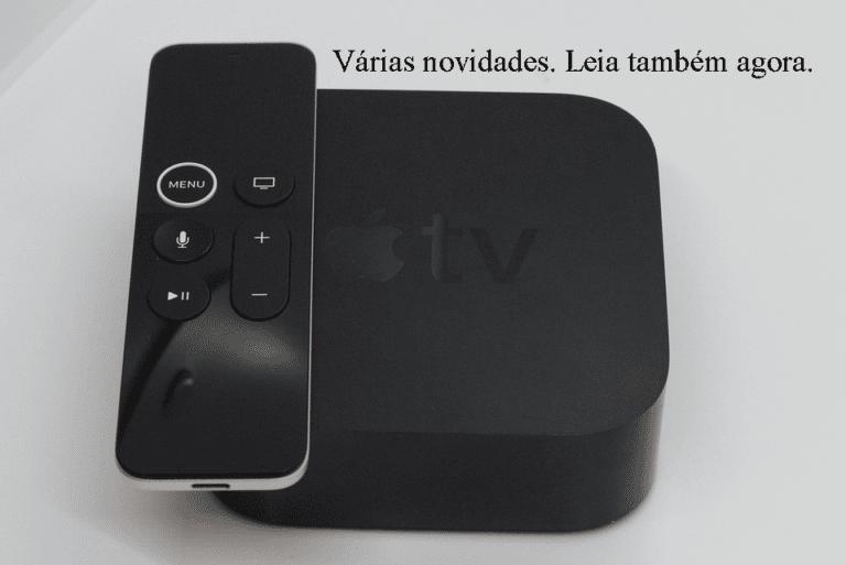 O que faz a Apple TV