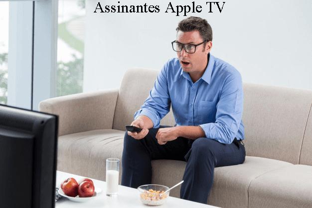 O que é o Apple TV+