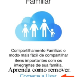 Como remover alguém do compartilhamento familiar no iPhone