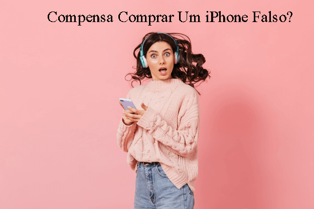 iphone falso