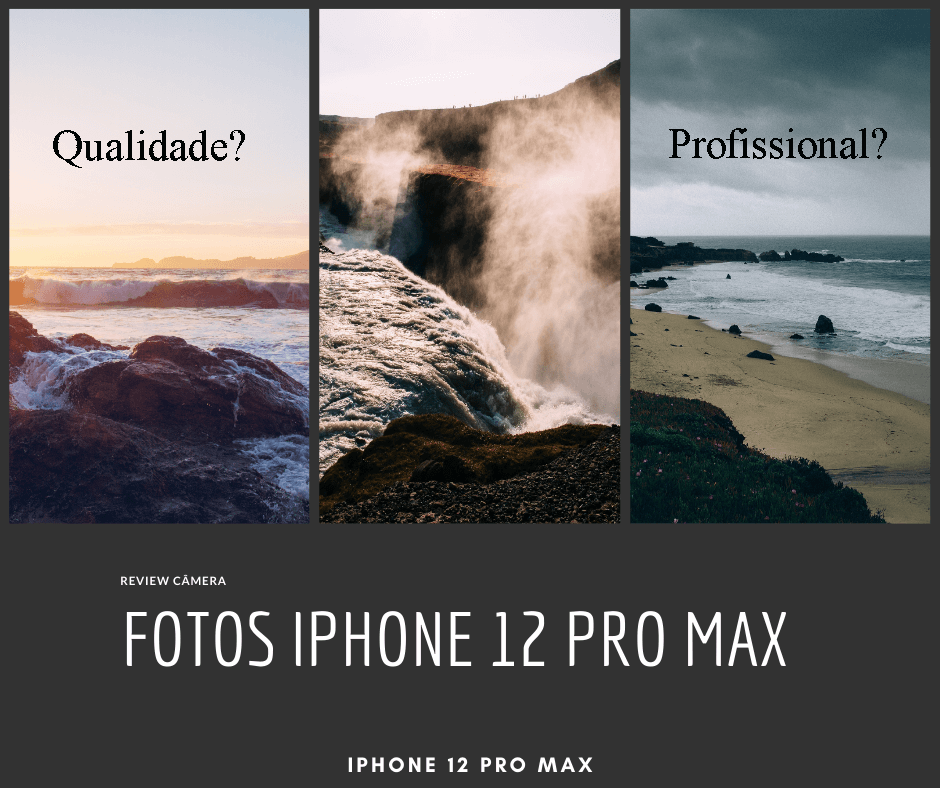 review iPhone 12 Pro Max fotografias