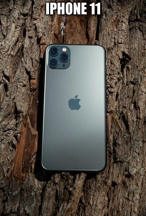 iPhone 11 smartphone
