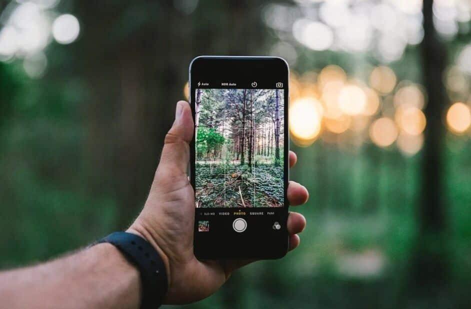 Como reiniciar o aplicativo câmera do iPhone